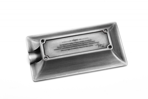 cigar ashtray metal